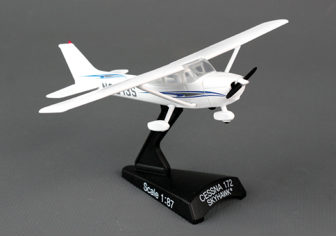 Cessna 172 Skyhawk by Postage Stamp Models PS5603-2 1:87
