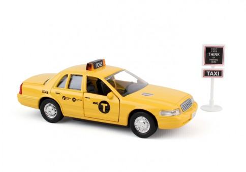 New York City Taxi Set RT8948