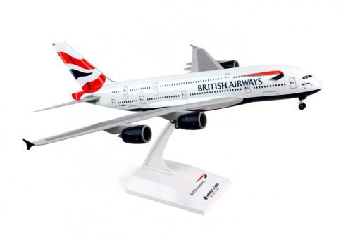 SKR652 Skymarks British Airways A380 1/200 W/GEAR REG#G-XLEA