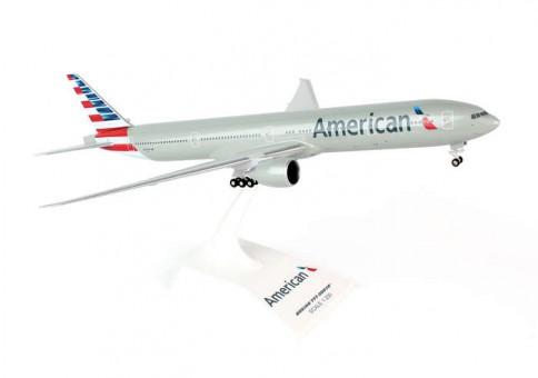 SKR715 American New Livery! 777-300 W/Gear