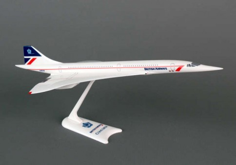 Skymarks British Airways Concorde 1:250 Scale Landor Livery