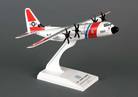 U.S. Coast Guard C-130 USCG by Skymarks SKR724 1:150 scale