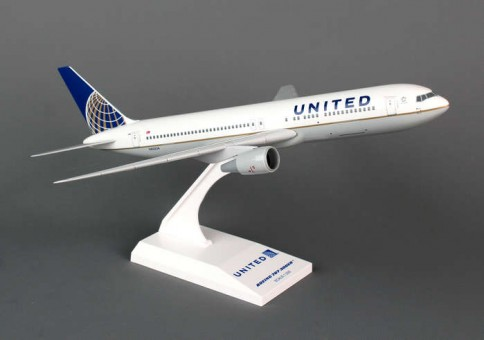 Skymarks United 767-300 New Livery 1:200 scale