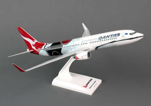 Qantas 737-800 Mendoowoorrji SKR765 Skymarks 1:130