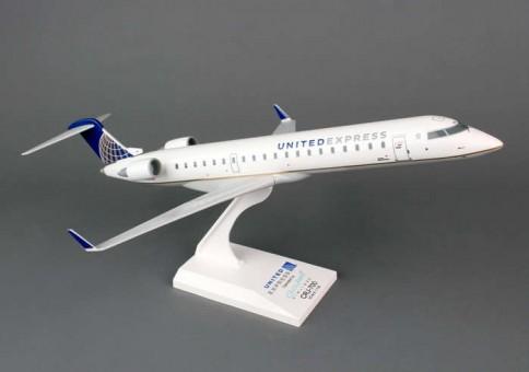 United Express Post Merger CRJ700 Gojet SKR768 Skymarks 1:100