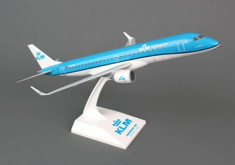 Skymarks detailed snap fit models KLM ERJ190 Embraer  Skymarks item: SKR808  Scale 1:100