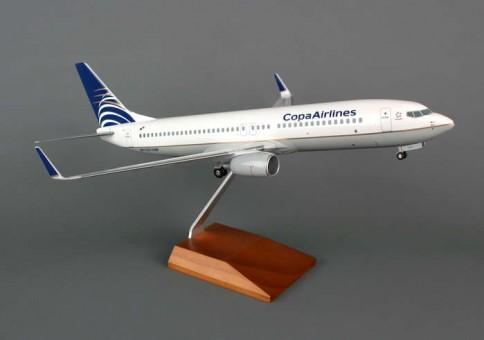 Skymarks Copa 737-800 W/Stand & Gears, SKR8242, 1:100