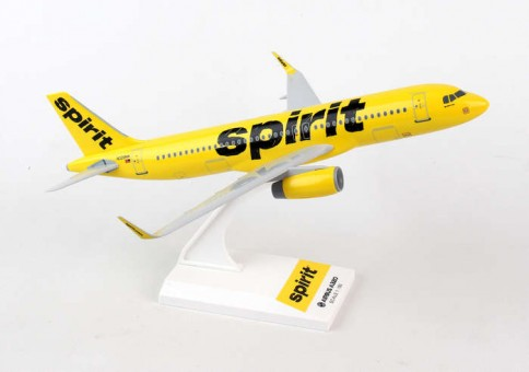 Spirit Airbus A320 SKR848 by Skymarks Scale 1:150