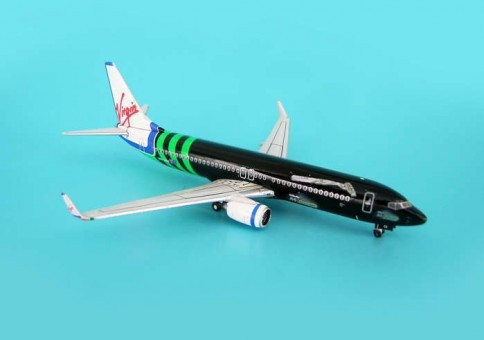 "Sale! Virgin Blue B737-800 ""Gillette Mach 3"" VH-VOI Phoenix Scale 1:400"