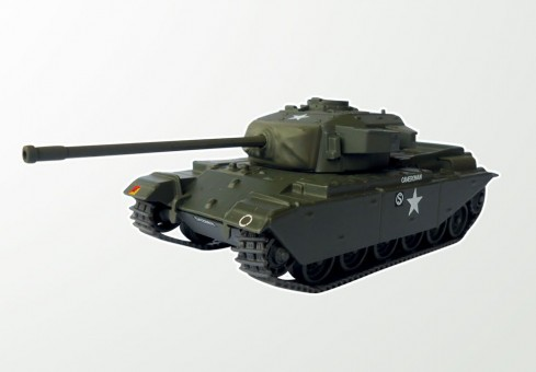 Centurion Mk. III Battle Tank Eaglemoss EM-CV035 Scale 1:72
