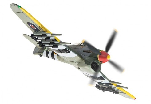 DeAgostini WW2 Aircraft Collection  Fighter 1//72 Hawker Typhoon Mk.IB  #35
