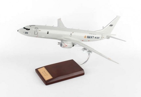 India Navy P-8 Poseidon (Boeing 737-800) Executive Series crafted models B49100 1:100