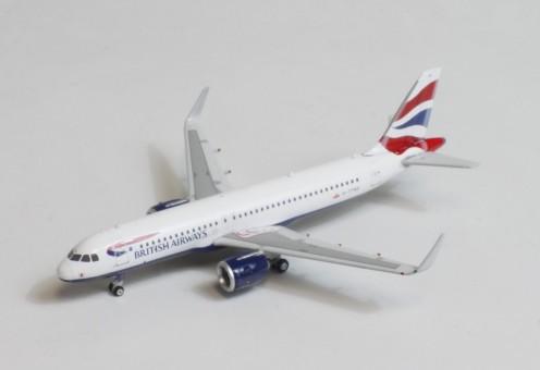 British Airways Airbus A320neo G-TTNO Phoenix 04407 die-cast model scale 1:400