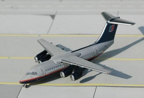 1/400  UNITED EXPRESS BAE 146-200 ~ N606AW