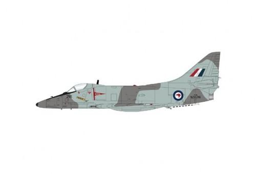 New Zealand A-4G Skyhawk RNZAF July 1984 Hobby Master HA1431W scale 1:72