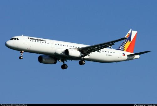Philippine Airlines A321-200 RP-C9901 Aero Classics Scale 1:400