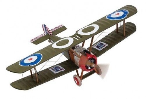 Sopwith F.1 Camel  Lloyd S. Breadner No 3 Squadron RNAS Corgi CG38109 scale 1:48