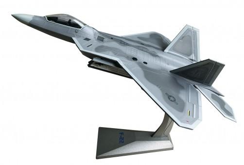 """F-22 Raptor Lockheed Martin 90th FS Elmendorf AFB """"Pair-o-Dice"""" Air Force 1 AF1-0117B Scale 1:72"""