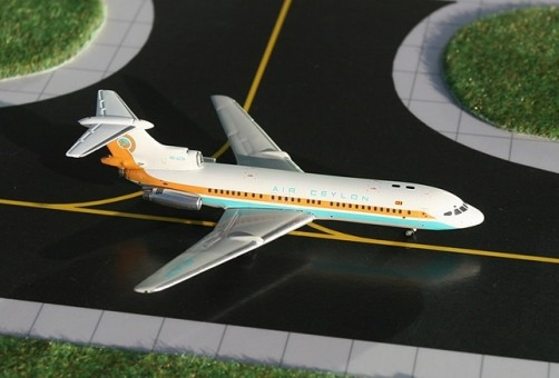 Air Ceylon Trident 1E 4R-ACN Gemini GJACE773 scale 1:400