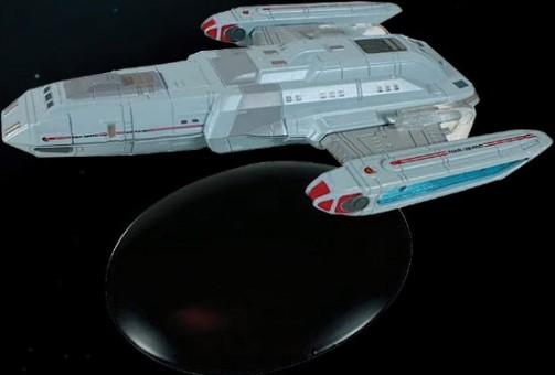 S.S. Raven Star Trek Universe EagleMoss Die-Cast EM-ST0066