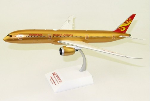 Hainan Airlines Boeing 787-9 Dreamliner Kung Fu Panda 4 golden B-1343 JC Wings JC2CHH068 Scale 1:200