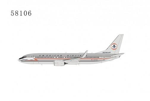 American Airlines retro Astrojet Boeing 737-800w N905NN die-cast NG Models 58106 scale 1:400