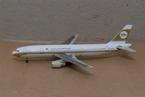 Libyan Arab  A310  5A-DLZ  1:400