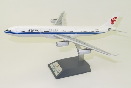 Air China Airbus A340-300 B-2390 中国国际航空公司 stand InFlight IF343CA001 scale 1:200