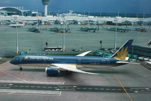 Vietnam Airlines Boeing B787-9 Reg# VN-A861 Phoenix 20111 Scale 1:200