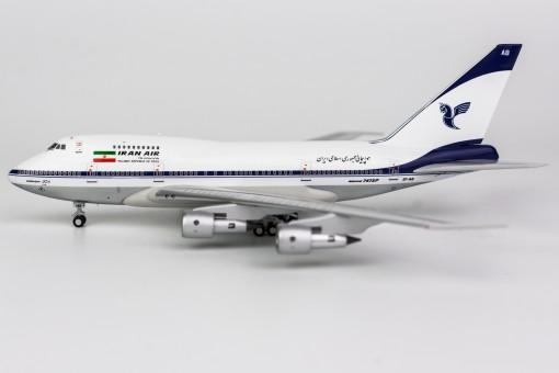 Iran Air Boeing 747SP EP-IAB final livery NG Model 07002 NG model NG scale 1:400