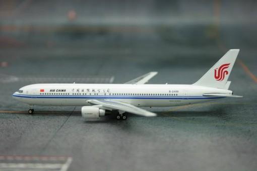 Air China  B767-300ER B-2499 die cast eztoys.com 1:400scale