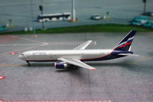 Aeroflot Boeing B767-300ER VO-BAX Phoenix 1:400