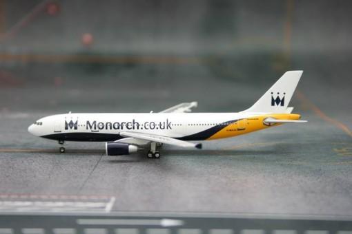 Monarch A300-600 Reg# G-MAJS Phoenix 11003 scale model 1:400