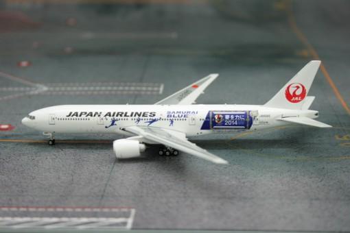 JAL SAMURAI BLUE 2014   B777-200  JA8985 Phoenix 1:400