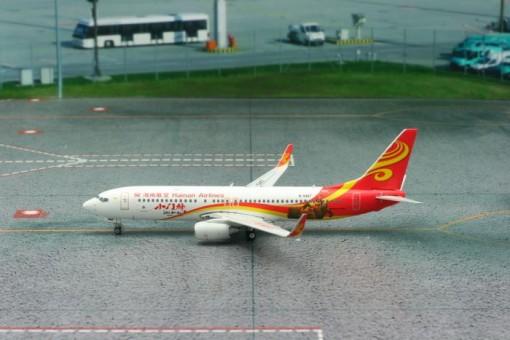 Hainan Airlines Airlines B737-800 Winglets 海南航空 Little Door Gods Reg# B-5467 Phoenix 11252 1:400