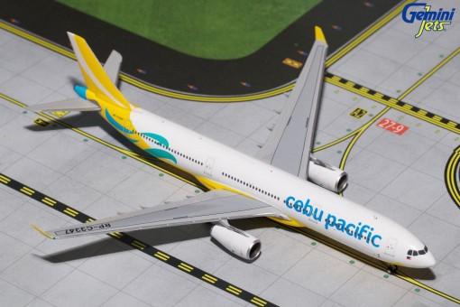 Cebu Pacific A330-300 New Livery Reg# RP-C3347 Gemini CEB4A33 Scale 1:400