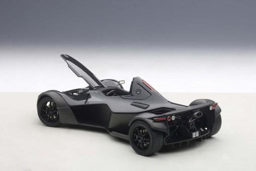 BAC Mono Black Metallic By Briggs Automotive 18112 AUTOart Die-Cast Scale 1:18