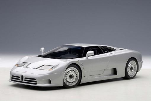 Bugatti EB110 GT Silver 70979 AUTOart Die-Cast model Scale 1:18