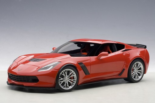 Chevrolet Corvette C7 Z06 Torch Red AUTOart 71262 die-cast scale 1:18