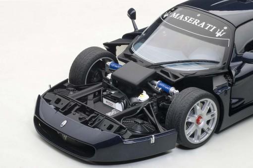 Maserati MC12 Blue Metallic, Road Car AUTOart 75802 Die-Cast Scale 1:18