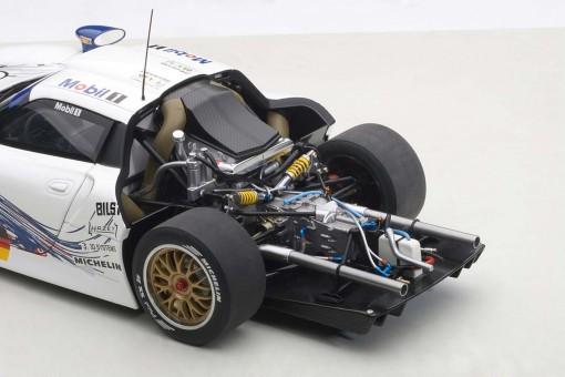 Porsche 911 GT1 24Hrs LeMans 1997 Stuck/Boutsen/Wollek AUTOart 89772 1:18