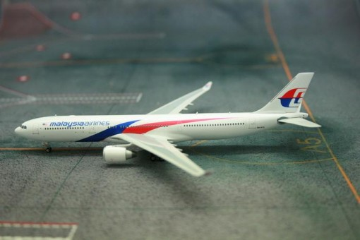 9M-MTG A330-300 Malaysia Airlines