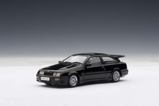 Sale! Ford Sierra RS Cosworth Black 52861 AUTOart scale 1:43
