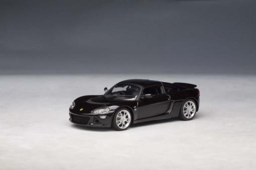 SALE! Lotus Europa S Black AUTOArt 55357 diecast scale 1:43