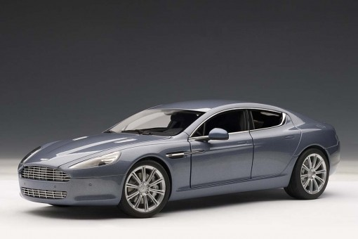 Sale! Aston-Martin Rapide, Concours Blue AUTOart 70218 scale 1:18