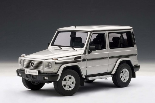 SALE! Mercedes-Benz G500 1998 SWB, Silver