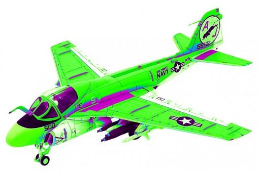 A-6E Intruder 1/144 Die Cast Model