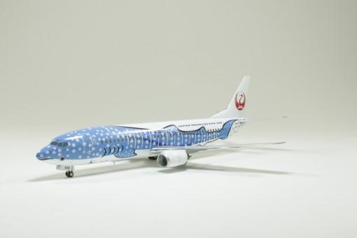 Japan Transocean Air JAL B737-400 (SHARK) JA8939