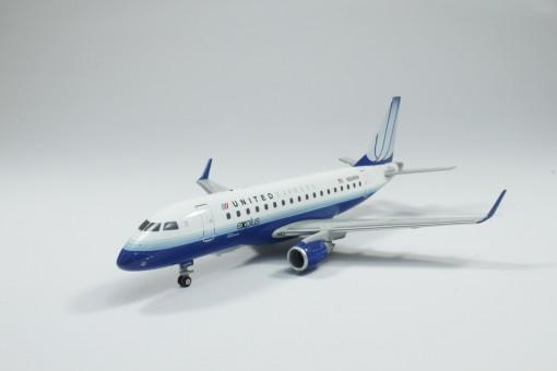 United Express Embraer ERJ-170 Reg# N634RW Blue Tulip G2UAL352 1:200