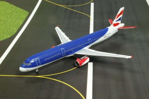 Sale! BMI Airbus A321 G-MEDL British Airways  Scale 1:400